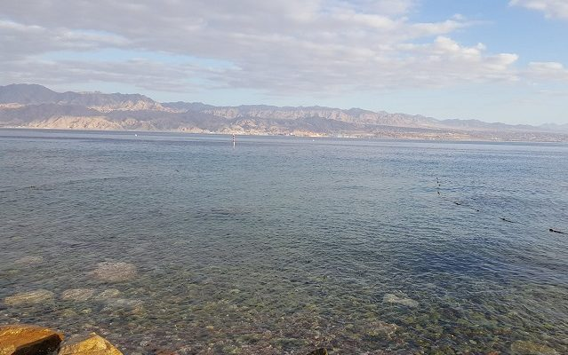 Biblical Moment 30: Eilat on the Red Sea; Cross Roads of the Ancient World…