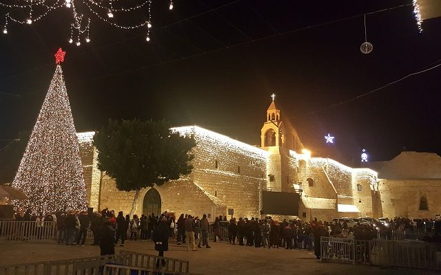 Day 12: In Bethlehem to Celebrate the Birth of Jesus & Pay Homage as the Shepherds Did