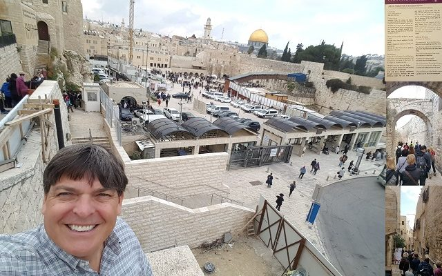 Day 11: A Day of Intimacy with the Spirits in the Old City of Jerusalem!