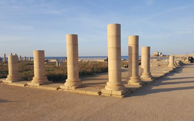 Biblical Moment 4:   Saint Paul's Trial at Caesarea Sets Him 'Free' to Sail to Rome!