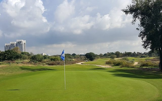 Day 9: Playing Golf at Caesarea GC on a Spiritual Journey to Israel & Palestine!!!
