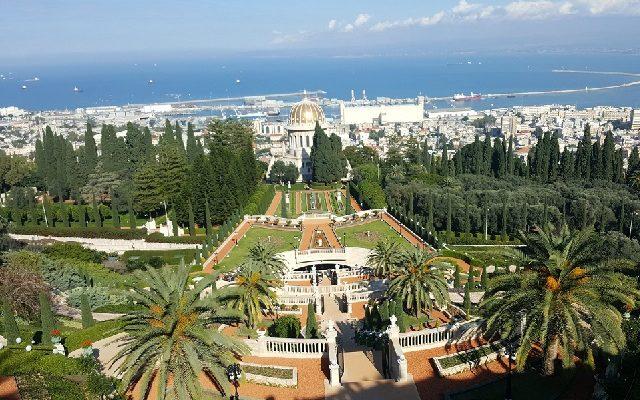 Day 10: Farewell to Haifa, Touring the Bahá'í Gardens and Returning to Jerusalem!
