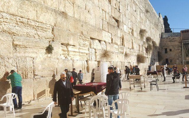 Day 2:   Cursory Look at Tel Aviv, Jaffa, Jerusalem, The Old City, & The Western Wall.