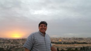 Beautiful view, more beautiful experience being in Jerusalem where Jesus Christ changed the world!
