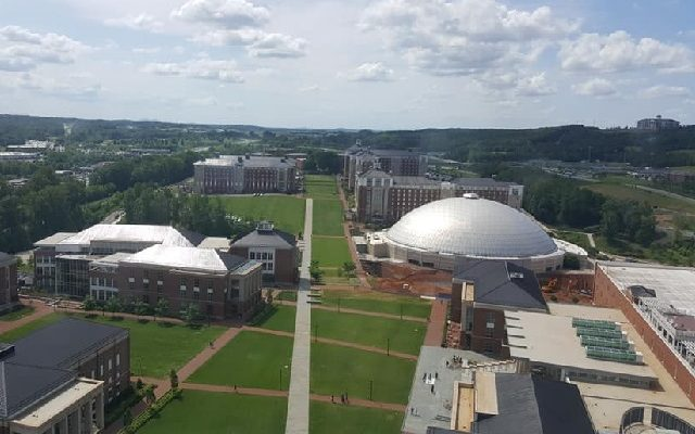 2019 ECSJ: Visiting Liberty University; the Scriptorium; & Seeing the Bible Collection!!!
