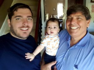 Three most recent generations!
