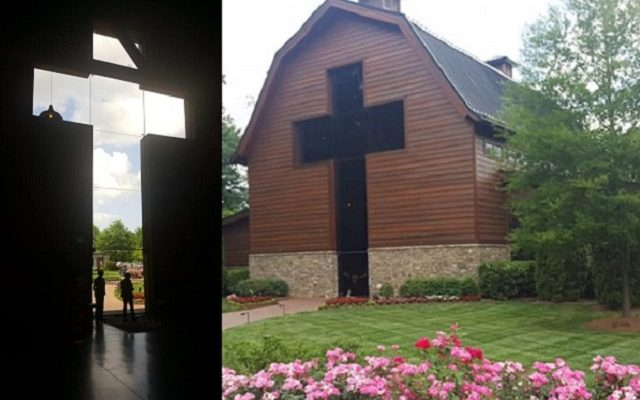 2019 ECSJ:   Saved Again with an Afternoon Visit to the Billy Graham Library in Charlotte, NC