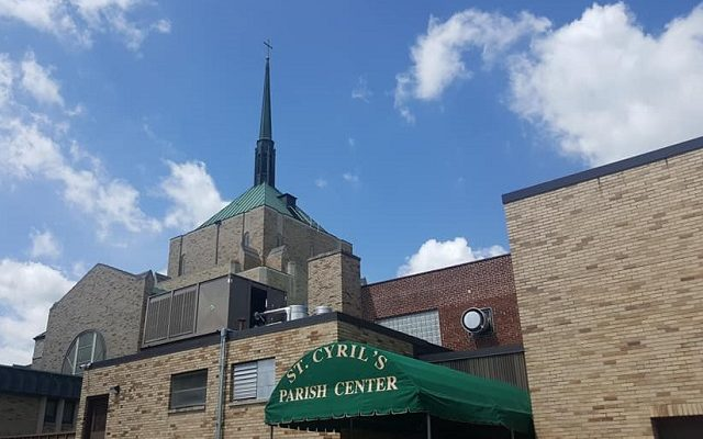 2019 ECSJ:   Soaring above St. Cyril & Methodius Church in the Valley of Spiritual Growth!