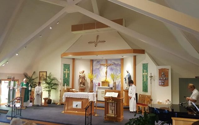 Worshiping through Prayer and Sisterly Love at St. Joseph's in Lee Center, NY