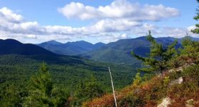 Climbing the 46 Adirondack Peaks to Spiritual Freedom: No. Zero (0); Baxter Mountain!
