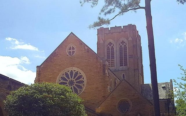 Atlanta's Episcopal St. Philip Cathedral: God is Relationships! Seek Godly Relationships!