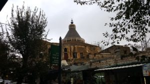 Church of the Annunciation in Nazareth...