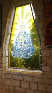 One of many, many beautiful artworks of the Virgin Mary from around the world!