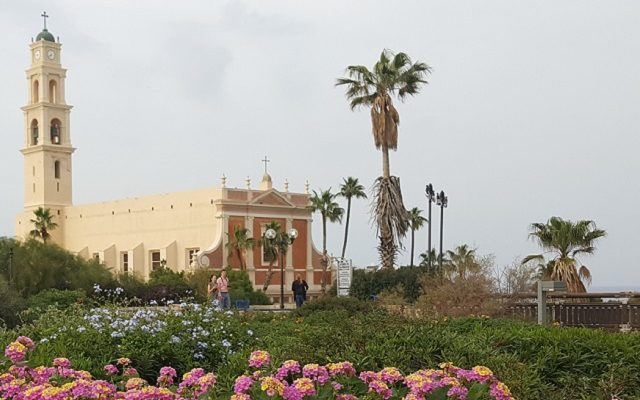 Biblical Moment 6: Visiting St. Peter's Church in Jaffa where Saint Peter Performed Miracles!