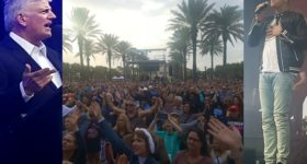 Franklin Graham's DECISION AMERICA Tour Kicks Off in Jacksonville Beach, Florida!