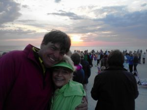 An Easter Sunrise Service with Sarita...
