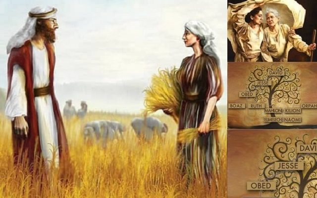 Biblical Moment 23: Bethlehem—The Redemption of Ruth; Great Grandmother to David!