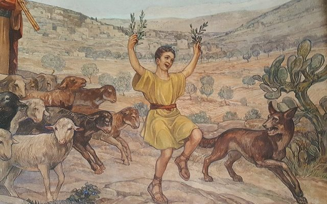 Biblical Moment 24: Bethlehem: The Biblical Story of the Redemption of the Lost Sheep!