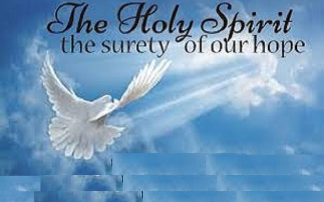 Biblical Moment: Jerusalem; The Last Supper; Jesus reveals The Holy Spirit will Come to Us!