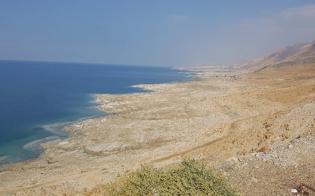 Day 14: To the West Bank; Explore the Dead Sea from Tip-to-Tip; Qumran; and Be'er Sheva!