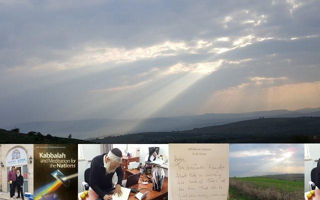 Day 21: Explore Golan Heights; Safed; Following Sun-Rays; Tabgha; & Arbel Cliffs!