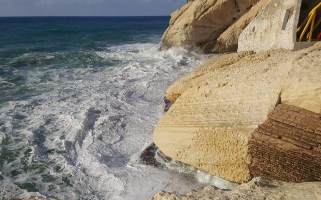 Day 23: Exploring NW Israel; Acre, Nahariya, & the Grottoes at the Lebanon Border!