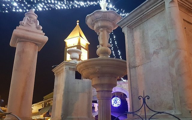 Day 24: From Haifa to Jerusalem with a Hope of Meeting Jesus in Emmaus